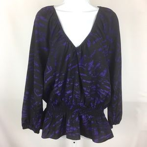 Michael Michael Kors Womens Blouse Shirt Size 1X